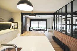 Abrils Studio의  주방