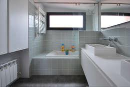 Abrils Studio의  화장실