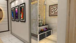 Salas de estilo moderno por Creative Focus