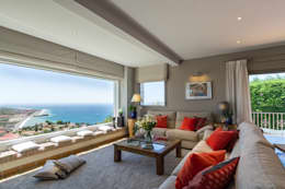Salas de estilo mediterraneo por Home & Haus | Home Staging & Fotografía
