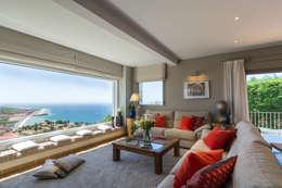 mediterranean Living room by Home & Haus | Home Staging & Fotografía