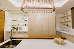 modern Kitchen by Living Innovations Design Unlimited, Inc.