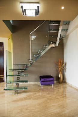 Mrs. Rama Vaidyananath:  Stairs by Aesthetica