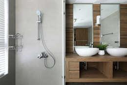 人文自然派的no.229舍-場景-更衣/衛浴:  浴室 by 喬克諾空間設計