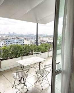 terraza: Terrazas de estilo  por FAARQ - Facundo Arana Arquitecto & asoc.