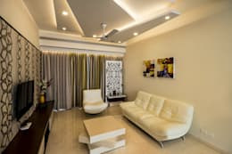 Family area:  Corridor & hallway by NVT Quality Build solution