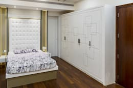 Wardrobe : modern Dressing room by NVT Quality Build solution