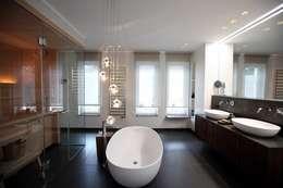 Ванные комнаты в . Автор – AID-Studio