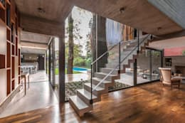 Treppe von Besonías Almeida arquitectos