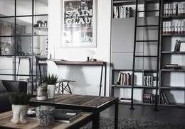 Phòng khách by Giulia Brutto Architetto