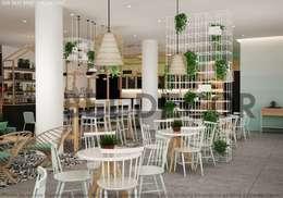 🍁 Coffee Shop & Mini Stop 🍀 Bel Decor:   by Bel Decor