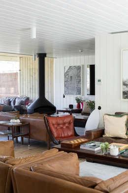 RUSTICASA | Casa do Rio | Vila Nova de Foz Côa: Hôtels de style  par EC-BOIS