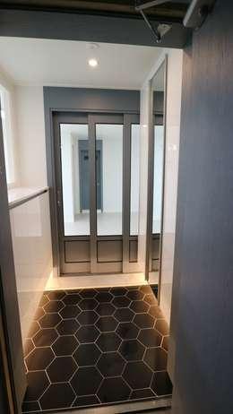 원미동 두산아파트 32평: interior  이유의