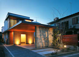 Rumah by かんばら設計室