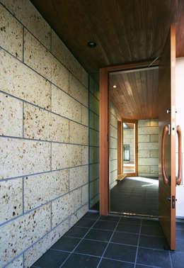 Koridor dan lorong by かんばら設計室