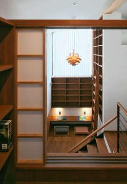 Ruang Kerja by かんばら設計室