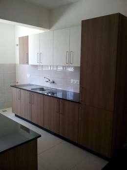 Interior: modern Kitchen by TASA interior designer