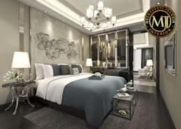 MJI Project: classic Bedroom by Interior Styling by MJI