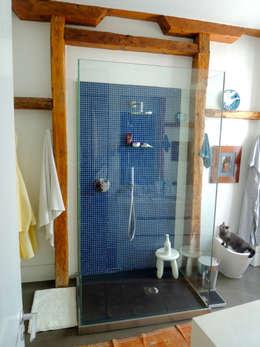 Una ristrutturazione speciale per un appartamento antico - Ripresa di nascosto in bagno ...