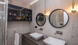 modern Bathroom by CARMAN INTERIORISMO