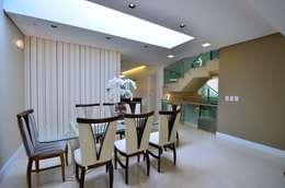 ห้องทานข้าว by Maciel e Maira Arquitetos