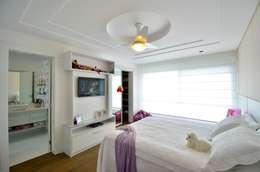 ห้องนอนเด็ก by Maciel e Maira Arquitetos
