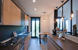 廚房 by 07am architetti