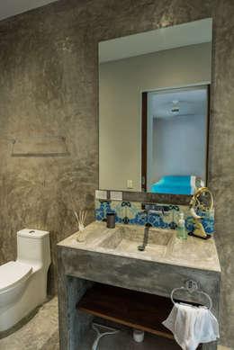 浴室 by CO-TA ARQUITECTURA