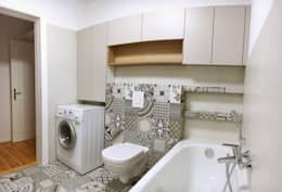 浴室 by KHG Raumdesign