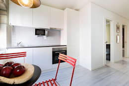 scandinavian Kitchen by SHI Studio, Sheila Moura Azevedo Interior Design