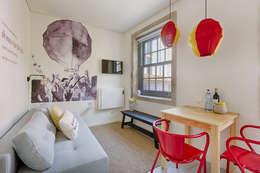 scandinavian Dining room by SHI Studio, Sheila Moura Azevedo Interior Design