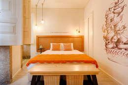 scandinavian Bedroom by SHI Studio, Sheila Moura Azevedo Interior Design
