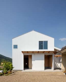 木屋 by 伊藤憲吾建築設計事務所