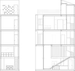 Bản vẽ thiết kế kiến trúc:  Nhà by Công ty TNHH Xây Dựng TM – DV Song Phát