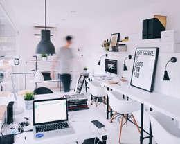 MAKNA CREATIVE OFFICE:   by FIANO INTERIOR