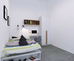 Bedroom 2:   by FIANO INTERIOR