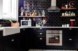 廚房 by Eclectiko Studio
