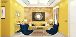 Living room : modern Living room by Al Hashro Interiors
