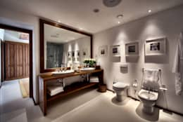 modern Bathroom by COVERMAX RESINE