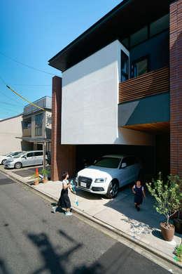 房子 by H建築スタジオ