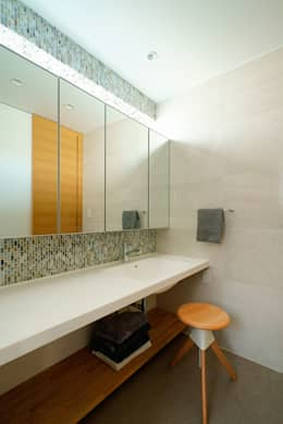 浴室 by H建築スタジオ