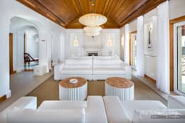 Sala de Estar: Salas de estar mediterrânicas por Pedro Queiroga | Fotógrafo