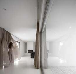 moderne Esszimmer von Rui Vieira Oliveira Arquitecto