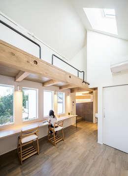 プレイルーム: 株式会社seki.designが手掛けた子供部屋です。