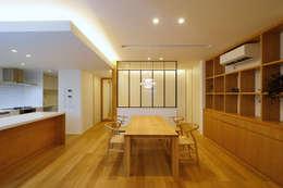 餐廳 by スタジオグラッペリ 1級建築士事務所 / studio grappelli architecture office