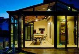 Дома в . Автор – 썬룸과전원주택