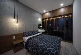 Project: HO1784 Apartment (IC)/ Bel Decor :  Phòng ngủ by Bel Decor