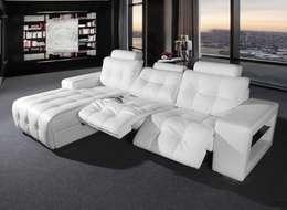 modern Living room by Intense mobiliário e interiores;