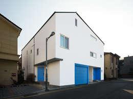 판교온당 프로젝트: 적정건축의  주택