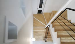 판교온당 프로젝트: 적정건축의  계단